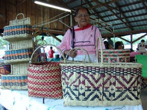 Choctaw Indian Fair - Neshoba County, Philadelphia, MS - Held the 2nd week of July