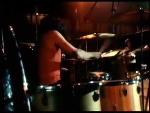John Henry Bonham tearing up the skins with the big sticks and bare hands, possibly the best there ever was ! WOW!
