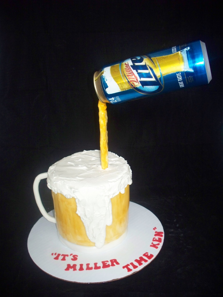 20 Best Images About Cakes Alcohol Themed On Pinterest