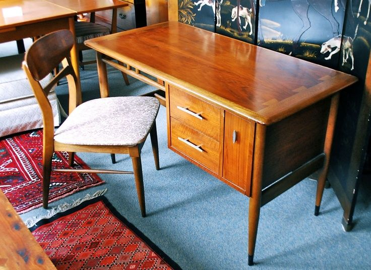 Lane  Acclaim  mid century desk and matching chair 25 best Furniture   Lane images on Pinterest   Mid century  . Mid Century Modern Lane Bedroom Furniture. Home Design Ideas
