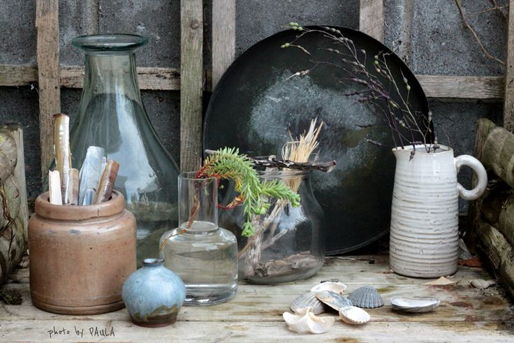 Agnetha Home Rustic Tray