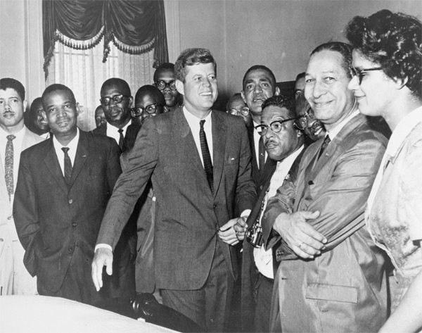 JFK - Civil Rights Movement