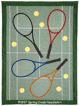 Tennis Quilt Pattern: Quilts Patterns, Quilt Patterns