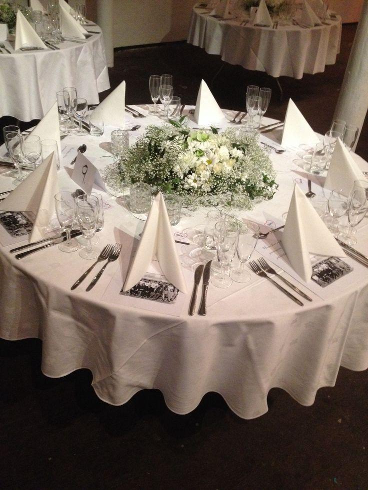 #bryllup #artig #wiii #dekorasjon på bord