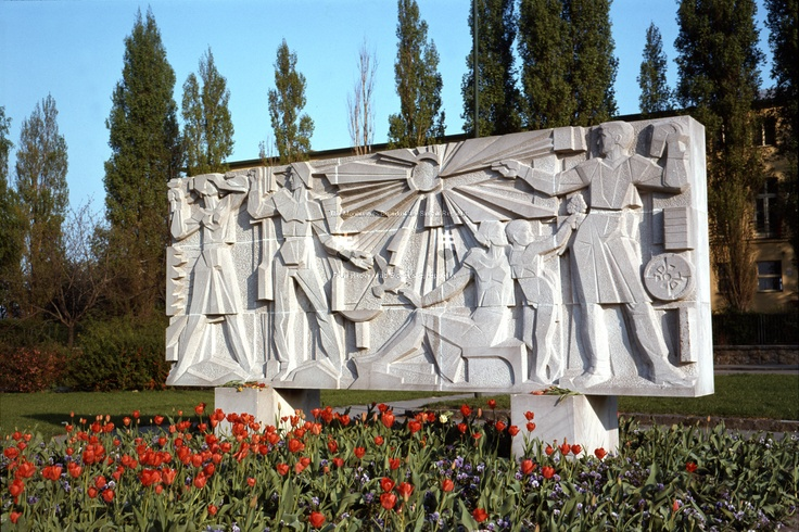 Memorial of the workmen's traditions