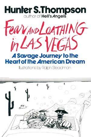 nuff saidWorth Reading, Las Vegas, Hunters S Thompson, Book Worth, Hunters Thompson, Hunter Thompson, Loathing, American Dreams, Fear