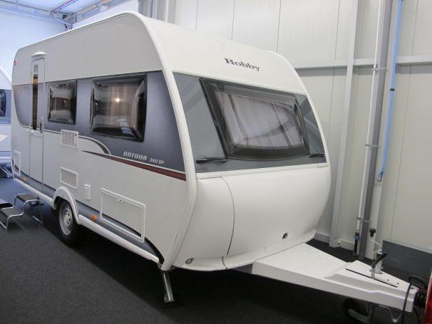 Raema Caravans - Hobby. 390 SF On Tour.