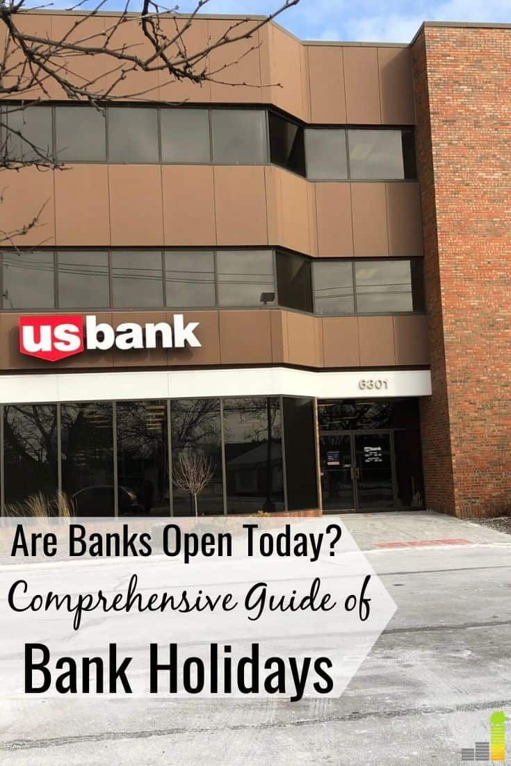 Are Banks Open Today Full List Of Bank Holidays In 2020 With