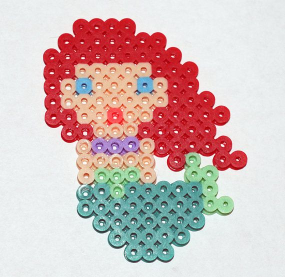 112 Best Images About Easy Hama Bead Patterns On Pinterest