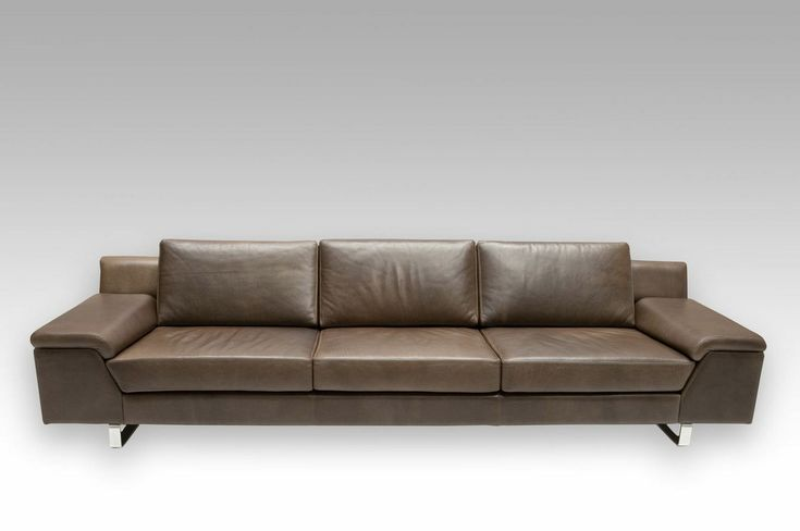 Subi Sofa showing off great shape in the leather. Solid timber frame with a lifetime warranty.