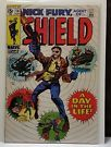 Nick Fury, Agent of SHIELD #14 (Sep 1969, Marvel) FN+  SILVER AGE COMIC BOOK  on eBay for $5.24