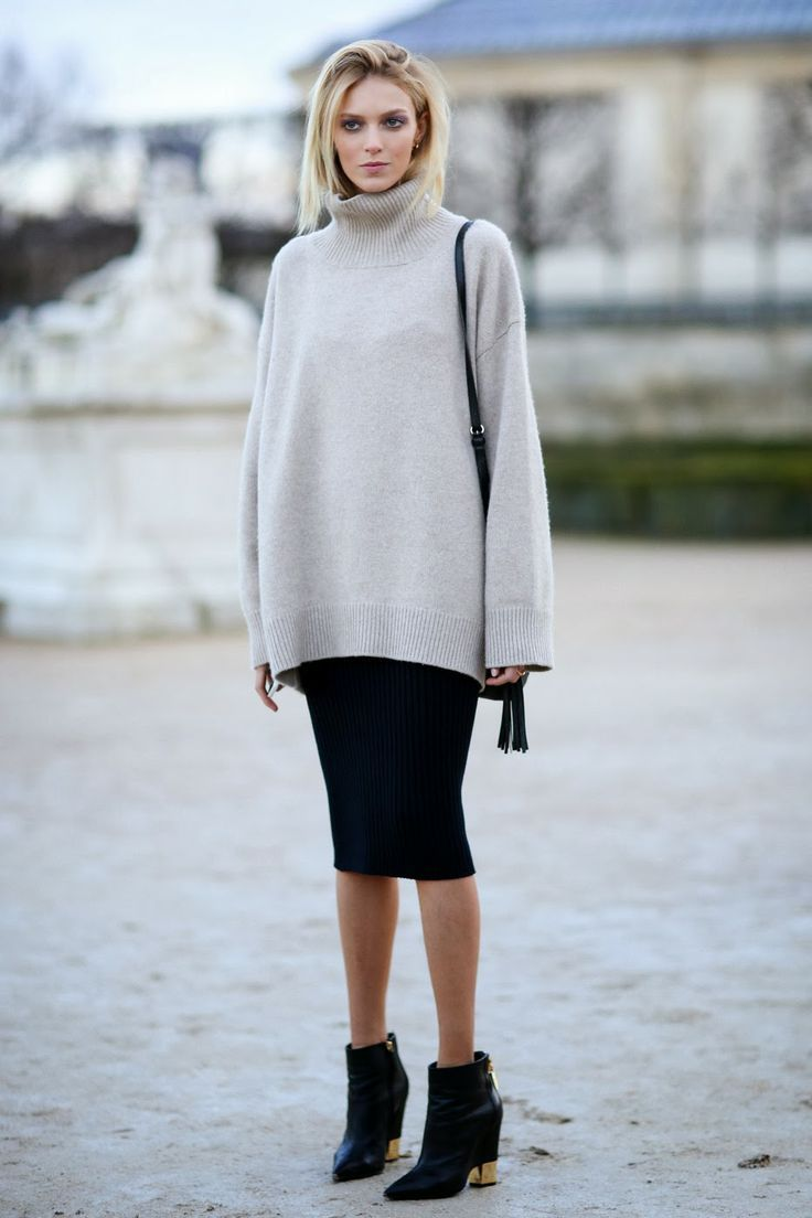 30 best Oversized Sweaters images on Pinterest | Knits, Oversized ...