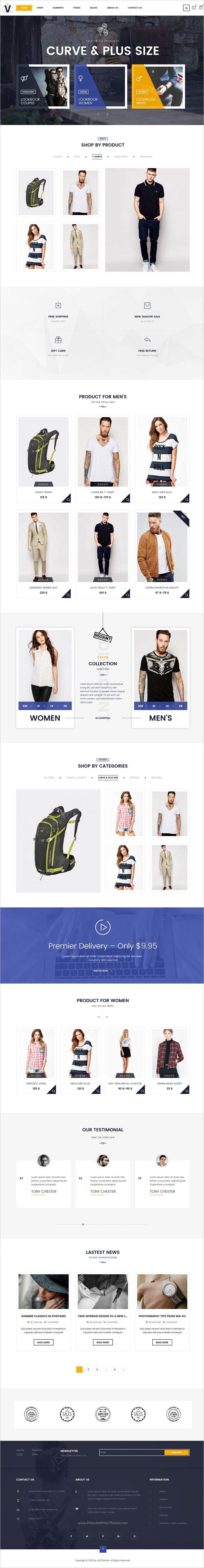 Venus is a flexible and artistic, visually beautiful #WordPress theme for stunning #eCommerce #website 12+ multipurpose homepage layouts download now➩ https://themeforest.net/item/tango-multi-purpose-wordpress-landing-page/17648258?ref=Datasata