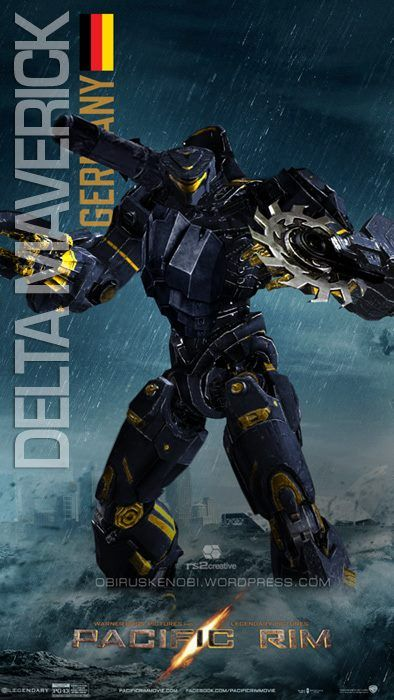 38 best Pacific Rim Jaeger images on Pinterest ... Pacific Rim Robots Names
