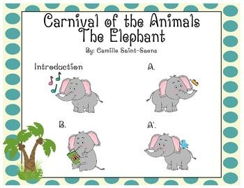 L Elephant Carnival Of The Animals 72 best images about C...