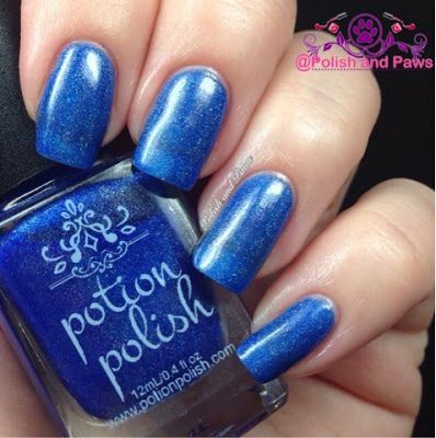 Potion Polish Independence Day Collection