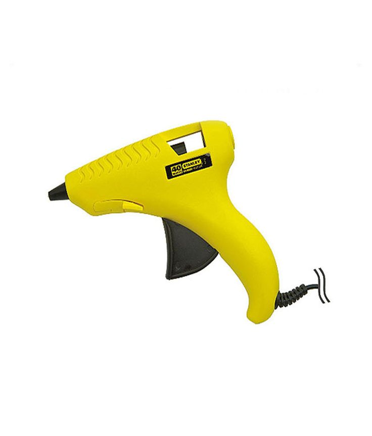 Stanley GluePro Trigger Feed Hot Melt Glue Gun 69-GR20B with 1 Free Glue Stick