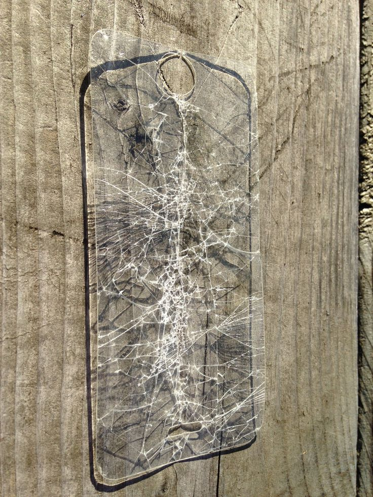 This is a Phantom Glass screen protector after trying to break it. This product DOES NOT BREAK! It cracked after I dropped my phone on the pavement, however, was still in one piece afterwards! Check them out at www.phantomglasscanada.com