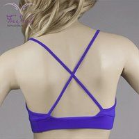 X TOP MICRO BLUE #moda  #fitnessfashion #top #free_style #girl #fashion #sexy #like #fitness #dri-fit