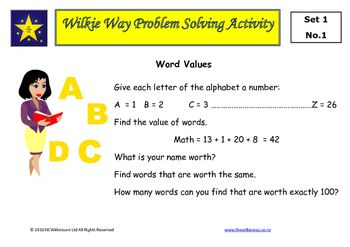 A set of 10 rich learning tasks for students to apply known mathematics and develop a deeper understanding of mathematical concepts.These tasks can be used with whole class with students working in pairs or small groups. They could be used as extension work or even used as starter problems to identify learning needs.A resource is as good as the teacher using it.
