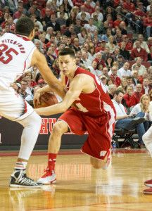 No. 24, Bronson Koenig, representing Indian Country well
