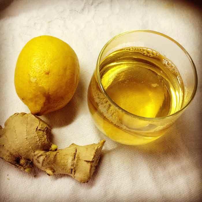 <p>Este sumo vai acelerar o metabolismo e dessa forma ajuda a queimar calorias. Ingredientes : 200ml de infusão de chá verde 100ml de sumo de limão Raspas de gengibre Preparação : Coloque tudo no liquidificador e bata. Se quiser, pode acrescentar 1 colher de sobremesa de açúcar amarelo. Este sumo …</p>