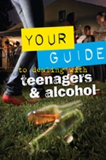 Your guide to dealing with teenagers and alcohol - available to download from the drug info @ your library website: http://www.druginfo.sl.nsw.gov.au