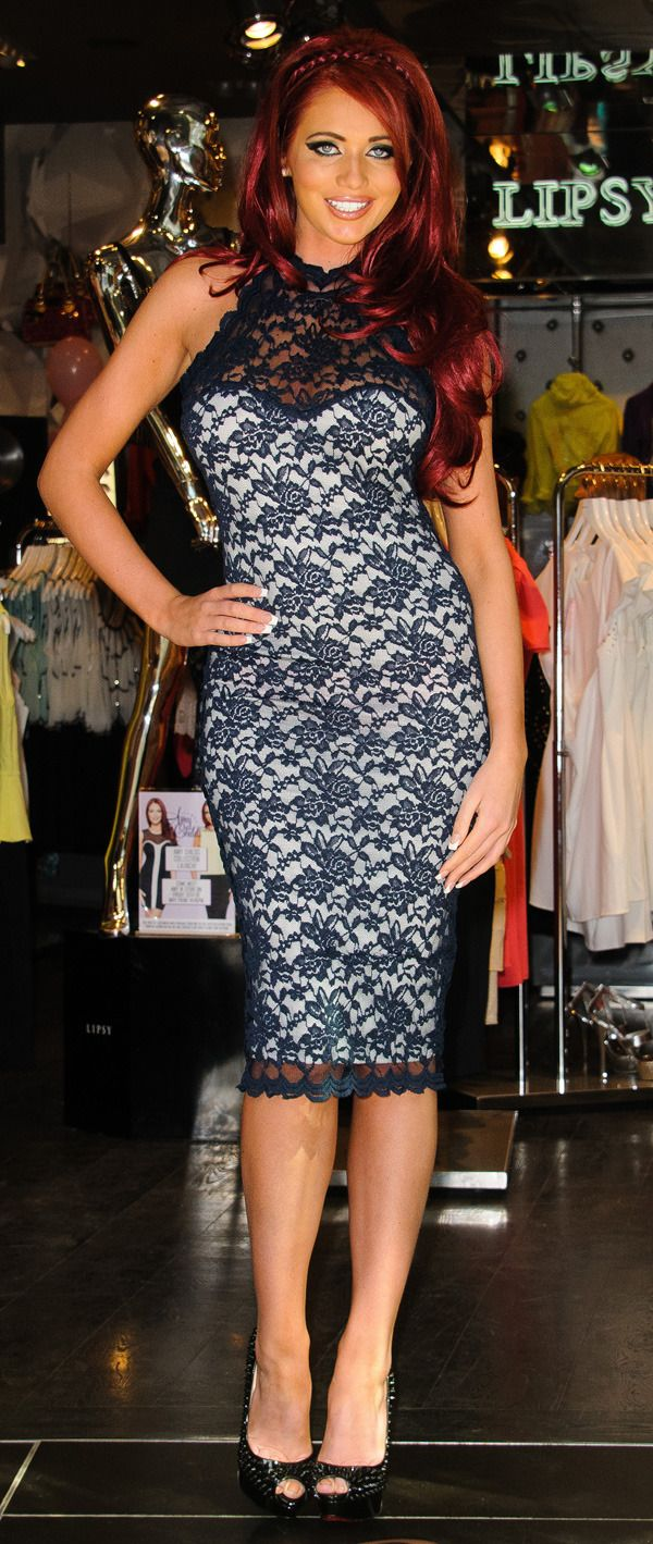Amy Childs - she needs to be our best friend...Essex style :D