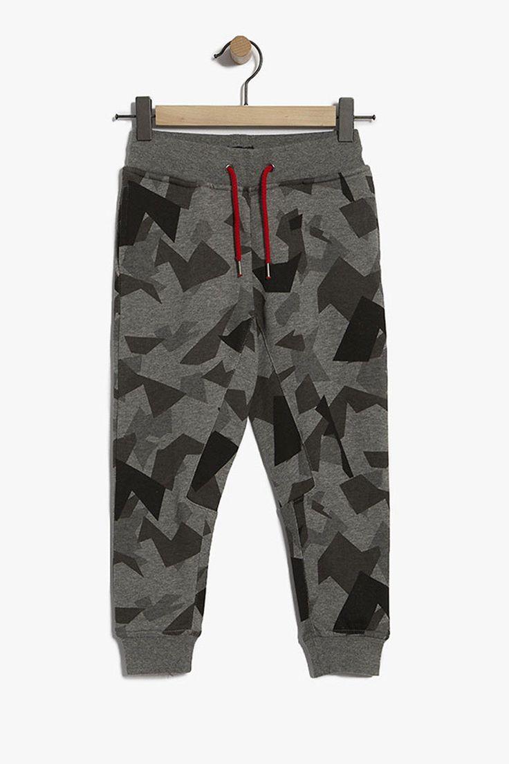 IKKS Camo Jogger Pants (Size 4 left)