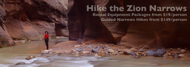 Zion Adventures: Zion Park Tours, Rentals, & Info for Zions Park