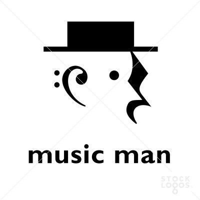 music man logo image