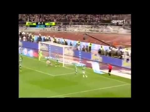 ΠΑΟΚ - Παναθηναϊκός 1-4 Όλα τα Γκολ και ανταύγειες 26/04/2014  #share #special #goal #panathinaikos