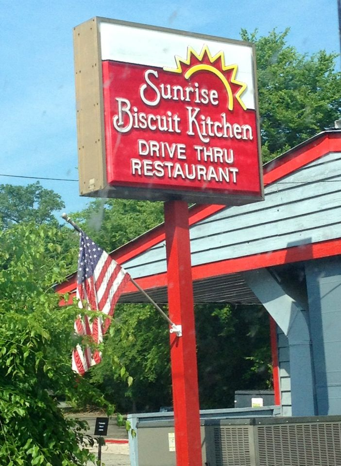Sunrise Biscuit Kitchen (Chapel Hill): best biscuits. period.