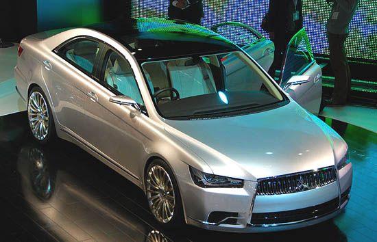 cahteknoz.com - 2015 Mitsubishi Galant redesign