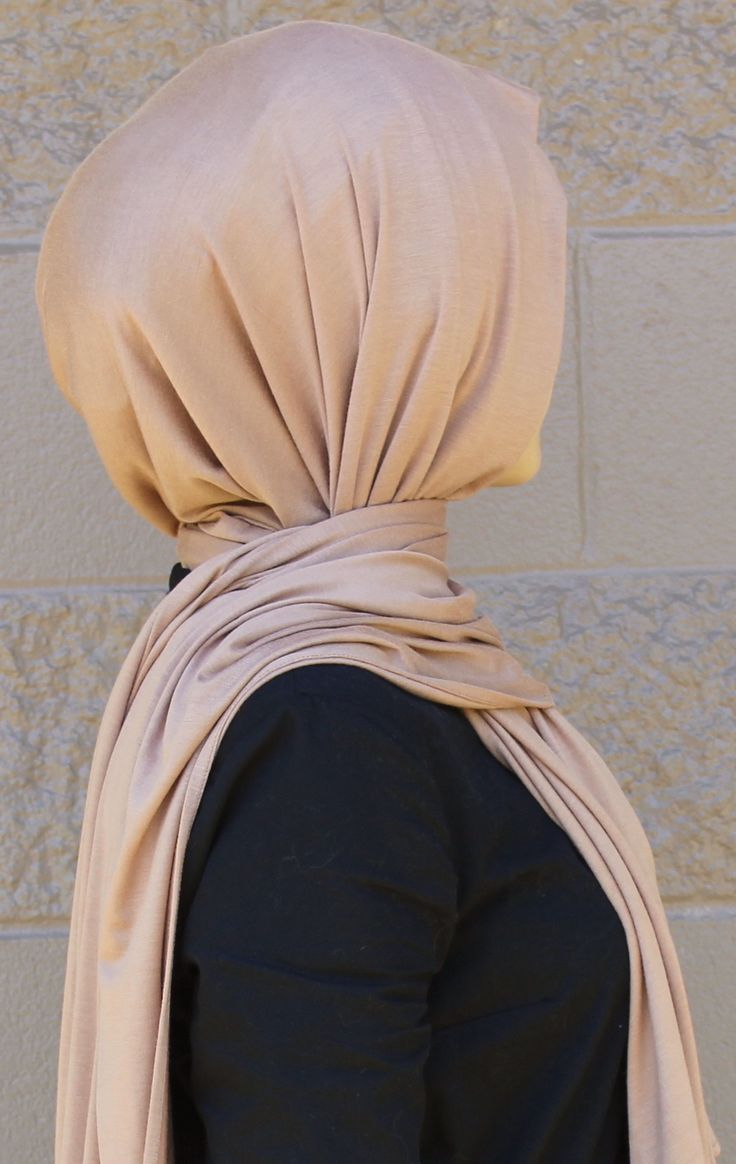 """Florence"" Jersey Hijab                                                       …"