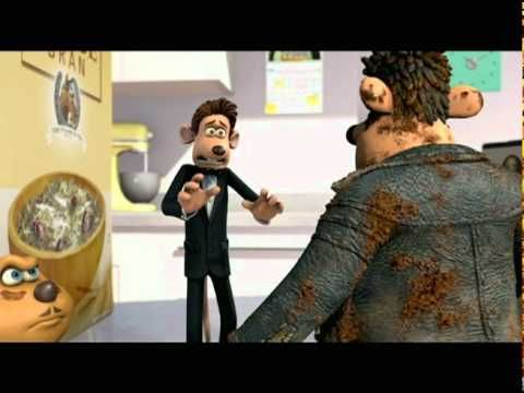 "▶ DreamWorks Animation's ""Flushed Away"" - YouTube"