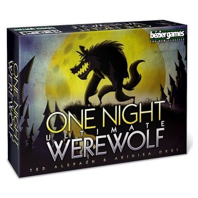 One Night Ultimate Werewolf Game : Target