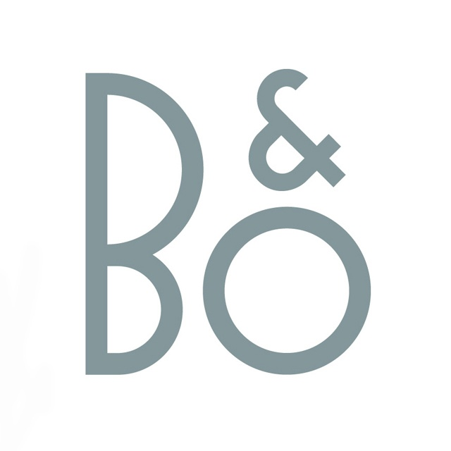 Bang & Olufsen logo. simple yet effective! 11.08.13