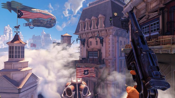 BioShock Infinite - definitely a contenter for game of the year