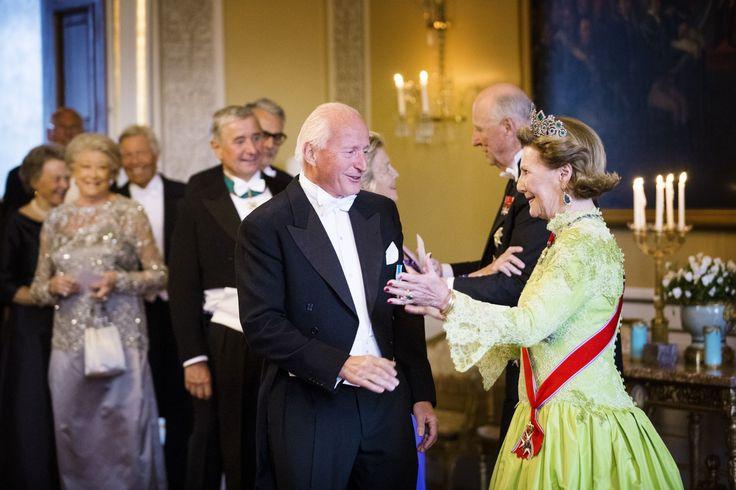 Den to dager lange feiringen av kongeparets 80-årsdager koster minst 10,8 millioner.