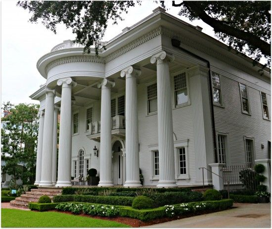 10 best images about homes of new orleans on pinterest for Mansions in new orleans