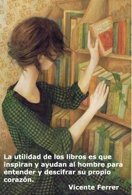 La utilidad de los libros