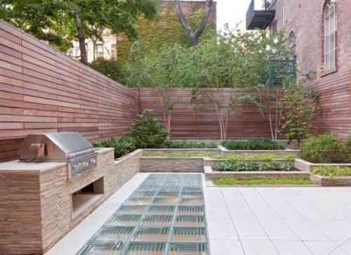 17 idee n over revetement terrasse op pinterest - Jacuzzi exterieur castorama ...