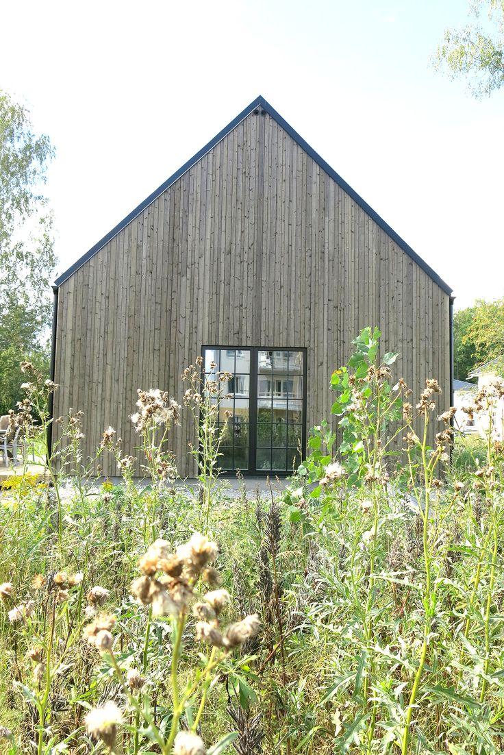 'Villa Holmberg', House, Architecture, Windows, Wood, Nature
