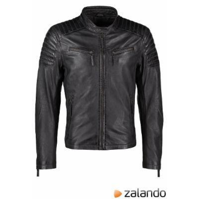 Gipsy CHESTER Leather jacket anthrazit #leatherjacket #covetme