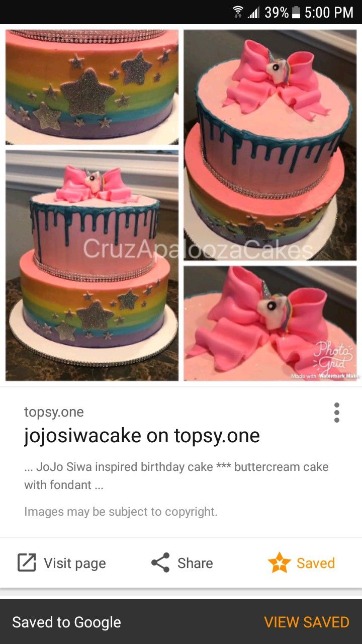 Pin By Laura Dowling On Jojo Birthday Extravaganza In 2019