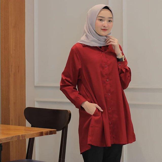 Baju Warna Merah
