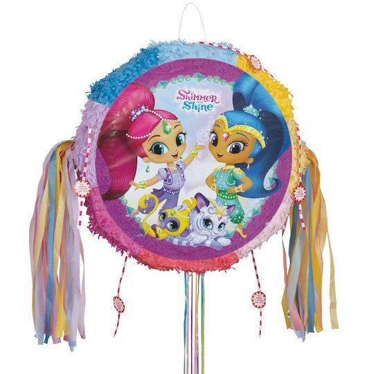 Shimmer and Shine Pinata | Shimmer and Shine Party Supplies & Party Games
