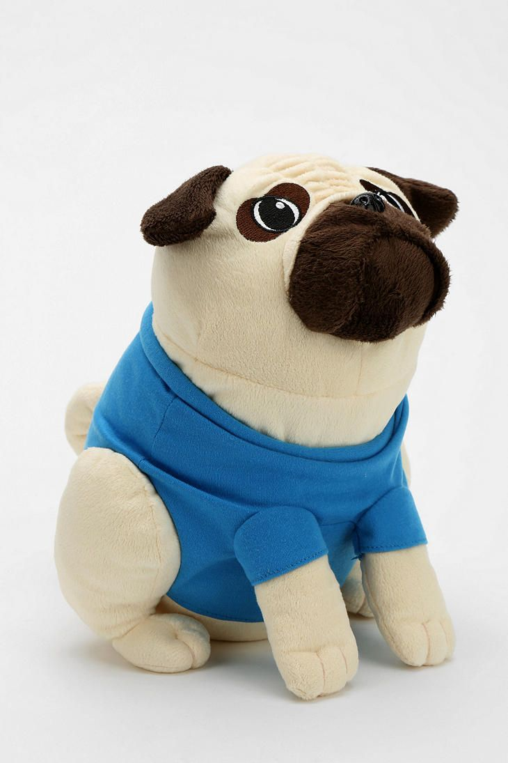 best plush dolls images on pinterest  plush dolls stuffed  - someone please get me this pugs not drugs plush toy  urban outfitters