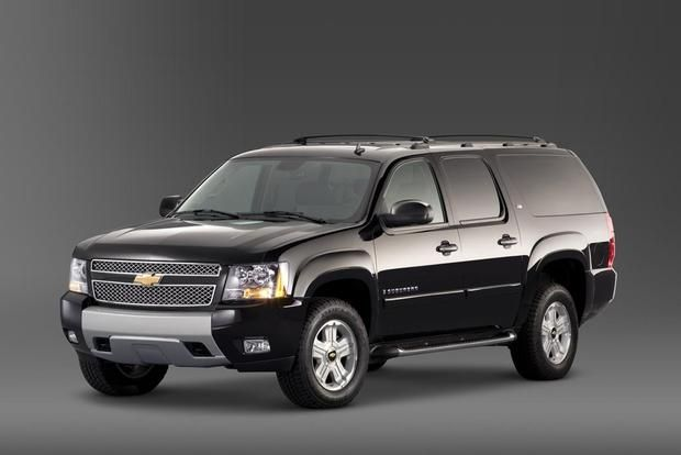Chevrolet Full Size Suv In 2020 Chevrolet Suburban Chevy Suburban Chevrolet